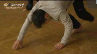 NHKスペシャル「光と影 ふたりのダンサー~紅白 舞台裏のドラマ~」 20180121