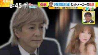 """ビビット 首都圏で大雪か 小室哲哉氏""""引退会見""""100分間で語ったこと 20180122"""