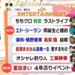 めざましテレビ 20180122