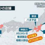 """NEWS23 """"最強寒波""""いつまで続く?▽角界でまた不祥事 20180126"""