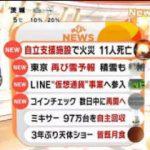 めざましテレビ 20180201