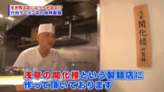 たけしのニッポンのミカタ!【生き残る店にはワケがある!ロングセラーのウラ側】 20180202