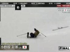 X GAMES2018 アスペン 16歳岩渕&スキー小野塚&角野が登場! 20180204