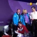 ピョンチャンオリンピック ◇フィギュアスケート 男子シングル・フリー(中継) 20180217