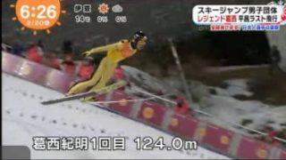めざましテレビ 20180220