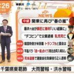 めざましテレビ 20180309
