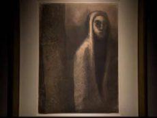 日曜美術館「見えないものを見る~オディロン・ルドンのまなざし~」 20180408