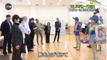 NEWS ZERO TDL新パレードの秘密×桐谷美玲 20180410