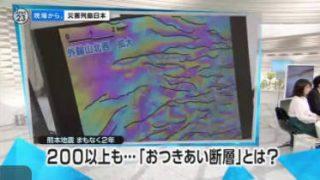 NEWS23 同僚射殺の19歳警官 加計・森友・日報問題 問われる日本の政治力 20180412