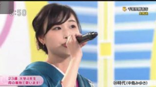 NHKのど自慢「千葉県勝浦市」 20180415