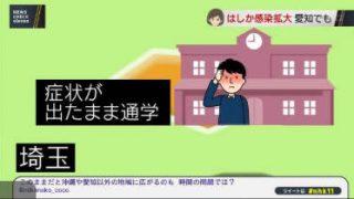 ニュースチェック11 財務省の福田事務次官辞任へ▽はしか拡大のおそれ 20180418