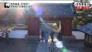ブラタモリ「#103 京都・宇治」 20180505