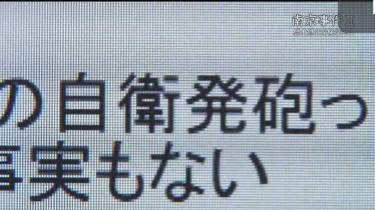 NNNドキュメント「南京事件Ⅱ」 20180513