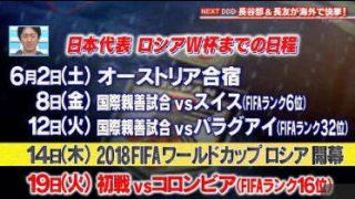日本サッカー応援宣言 やべっちFC 20180520