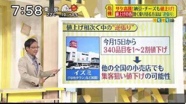 シューイチ 速報①是枝監督カンヌで最高賞パルムドール獲得②朝岡雪路さん死去 20180520
