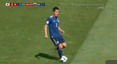 2018FIFAワールドカップ 1次リーグ・H組「日本×コロンビア」 20180619