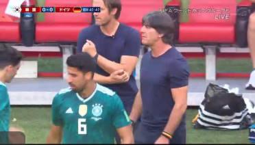 2018FIFAワールドカップ 1次リーグ・F組「韓国×ドイツ」 20180627