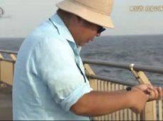 ドキュメント72時間「東京湾 真夏の海釣り公園」 20180824