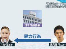 NEWS23 星浩 雨宮塔子 20180829