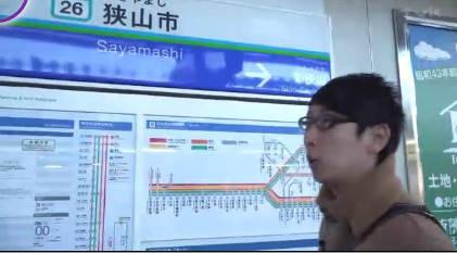 鉄道ひとり旅~気まぐれ乗車記~「西武鉄道(新宿線) 編」 20180912