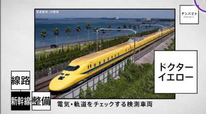 ゲンバビト【東海道新幹線~1秒・1ミリへのこだわり~】 20181021