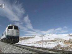 青海チベット鉄道 ※一部地域は放送休止 20181102
