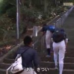 ドキュメント72時間「3333段 日本一の石段の先には」 20181116